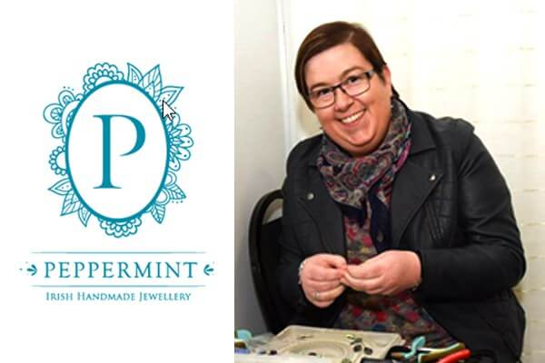 Joanna Cronin & the Peppermint logo.