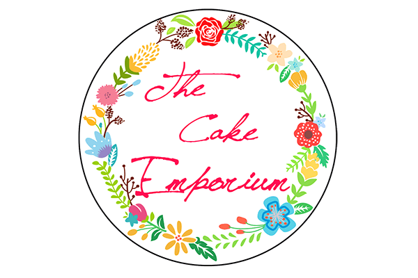 The Cake Emporium logo on white background.