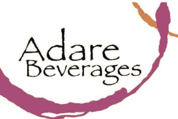 Adare Beverages logo on white background.