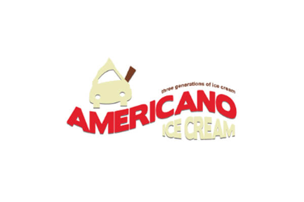 Americano Ice Cream logo